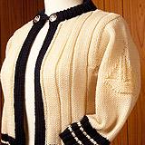L/SI Neck-Tie Jacket