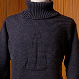 L/SI Rollneck Solid Colour